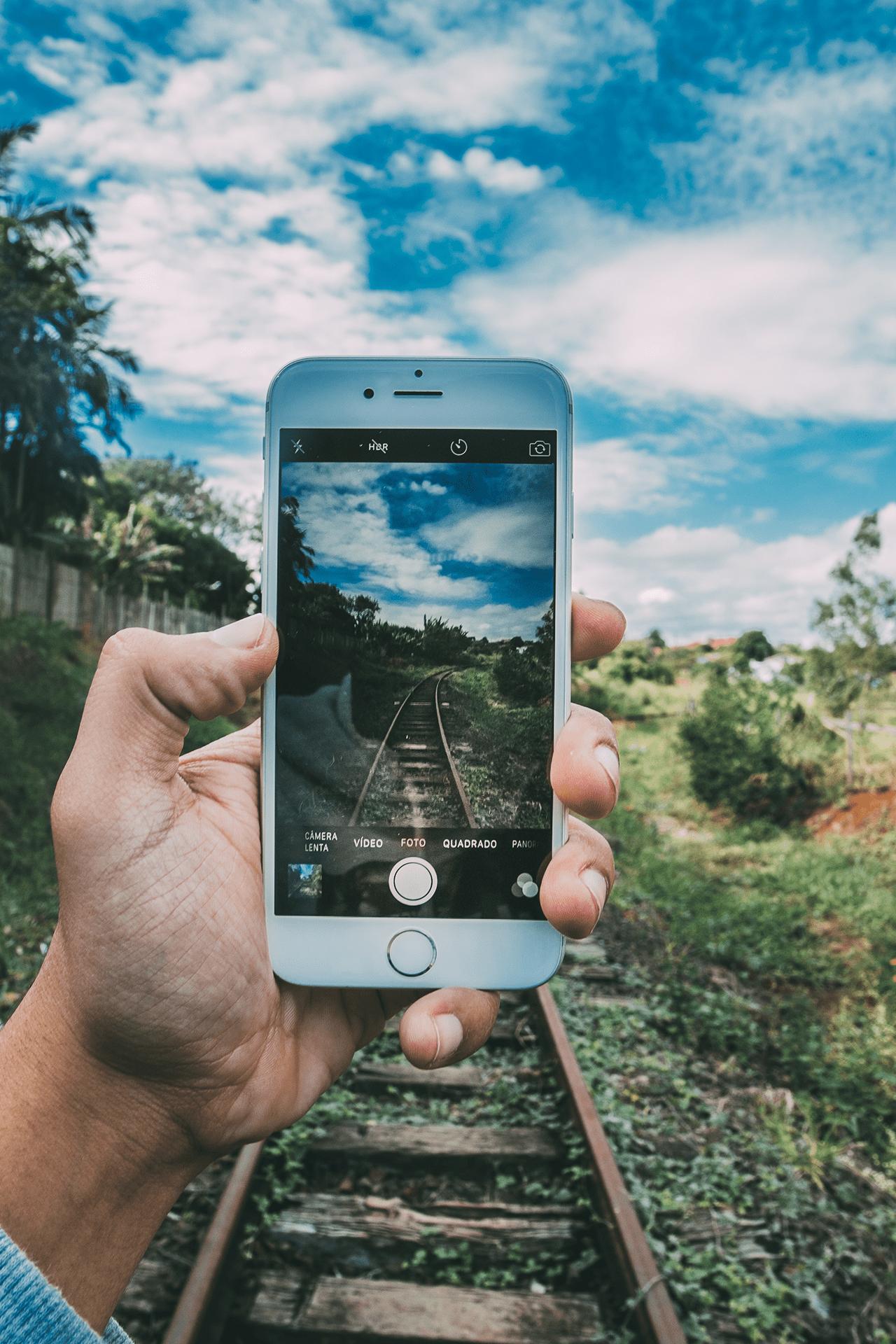 Fotografia con smartphone