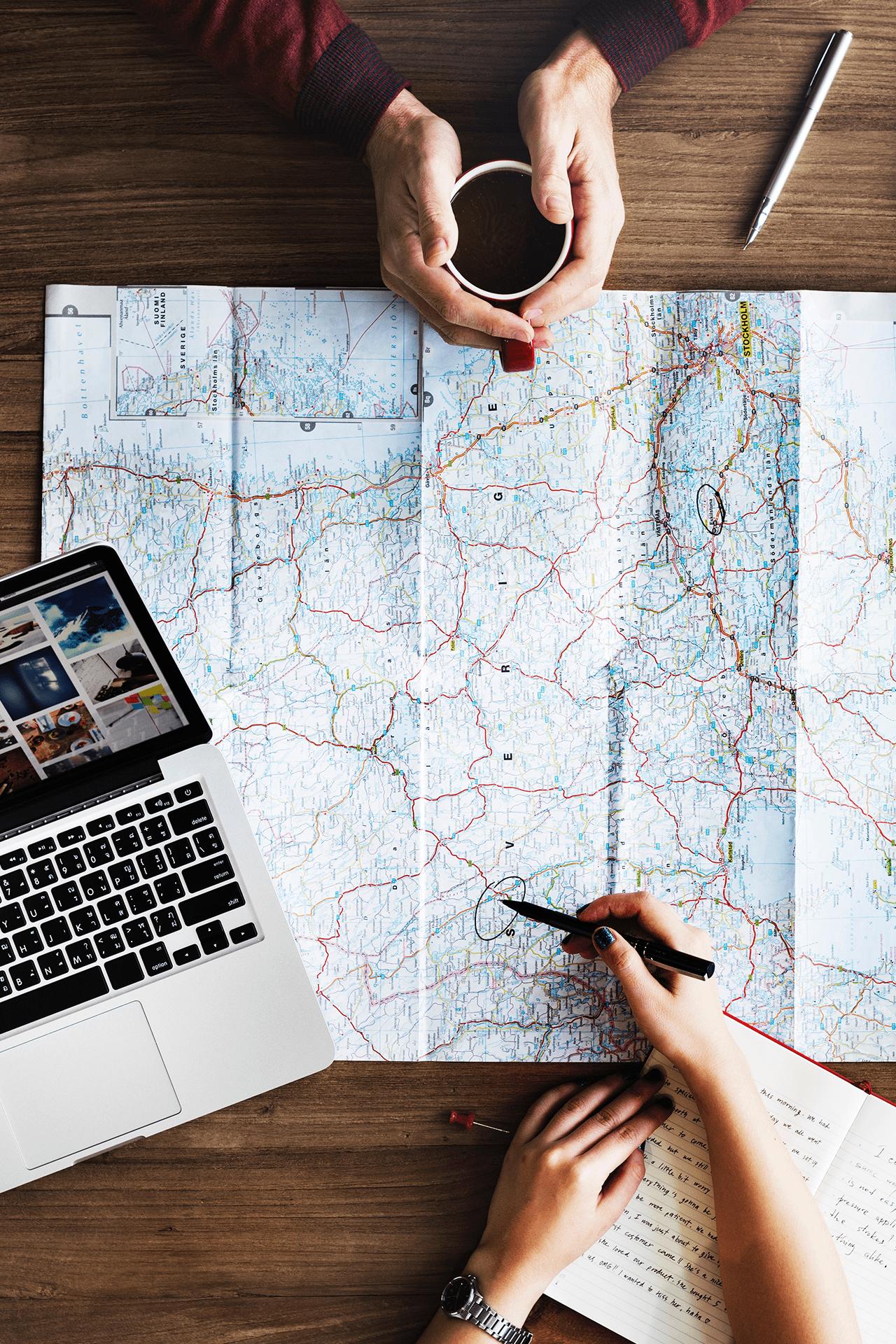 Come viaggiare gratis con Instagram