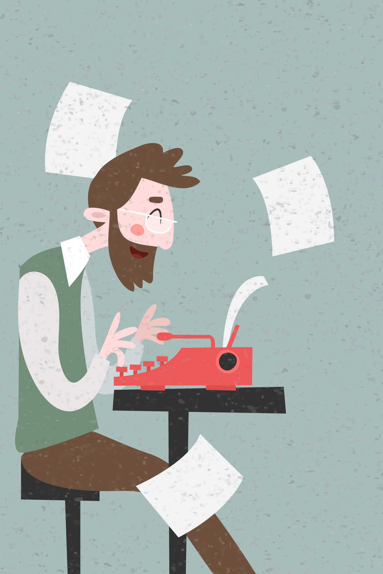 Lasciare il lavoro, diventare uno scrittore e guadagnare più di $75,000