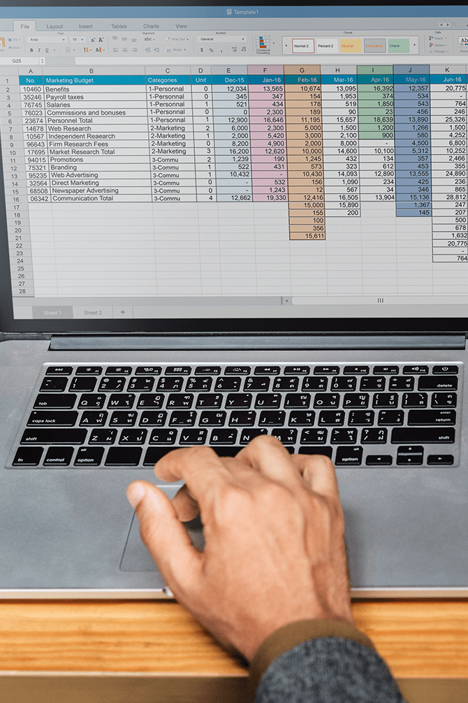 Un foglio Excel da 2.000€ grazie al Copywriting