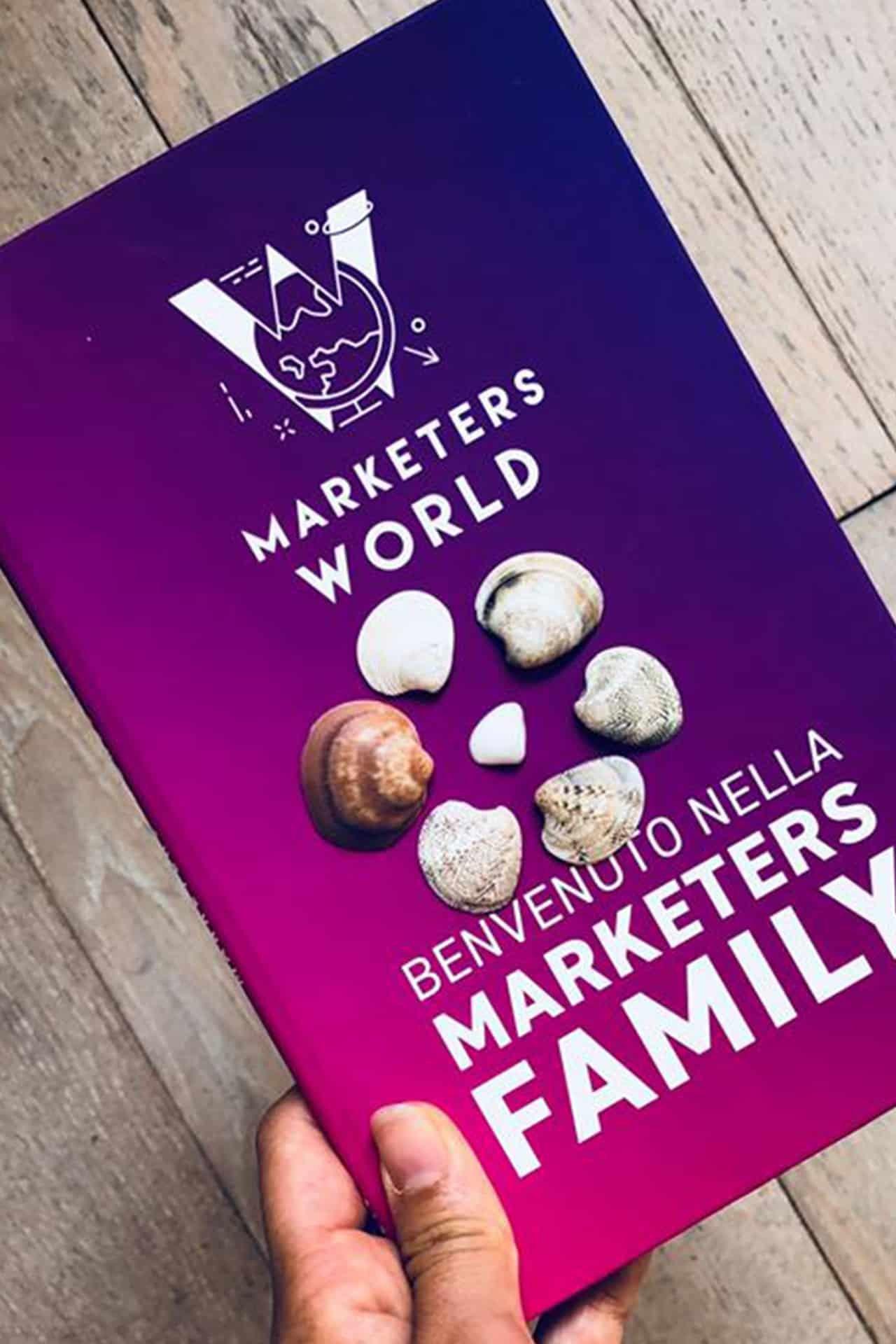 marketers world