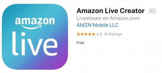Arriva Amazon Live: il servizio di live-streaming per gli e-commerce 2