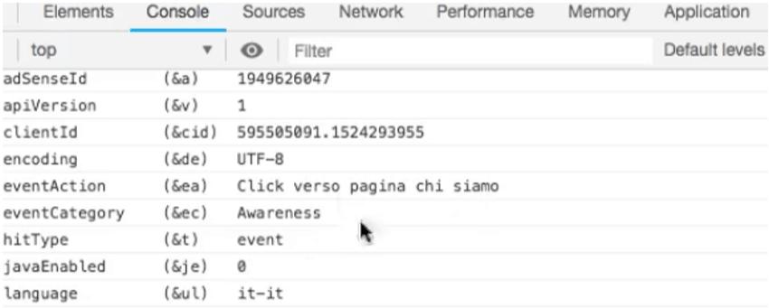 Tracciare i click su link, immagini e bottoni con Google Tag Manager 7