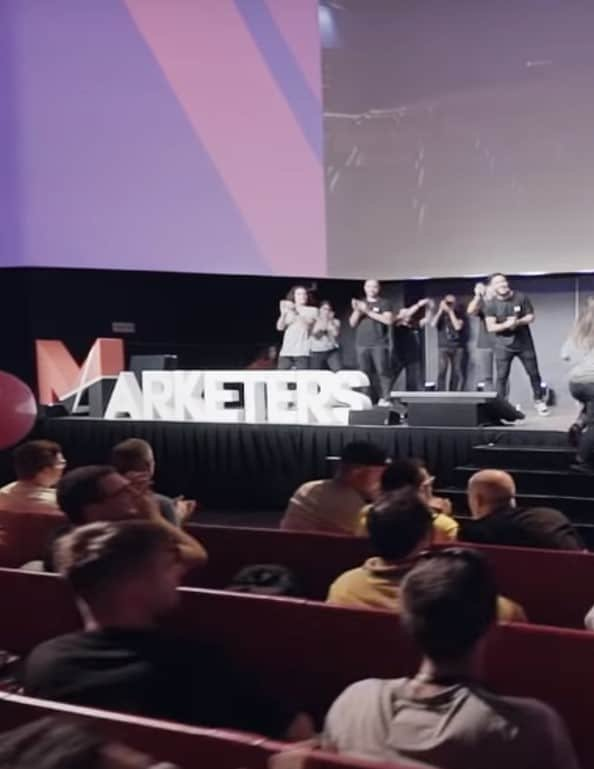 docufilm ufficale marketers world 2018