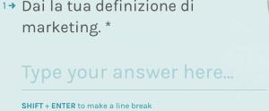 Creare quiz online: la guida completa per raccogliere informazioni sui tuoi utenti 3