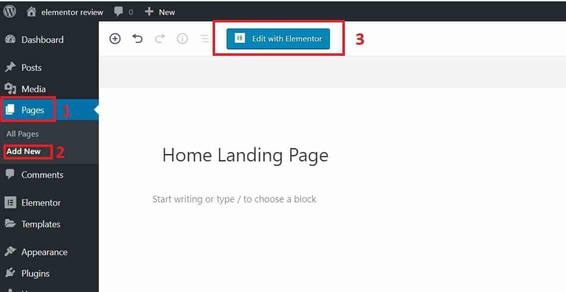 Recensione Elementor: come usare il page builder migliore per Wordpress 3