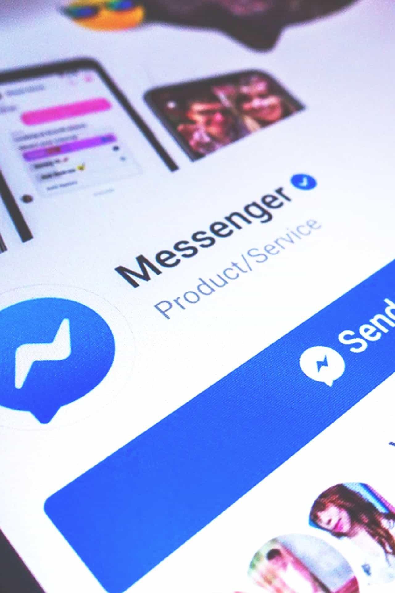 Messenger novità conferenza f8