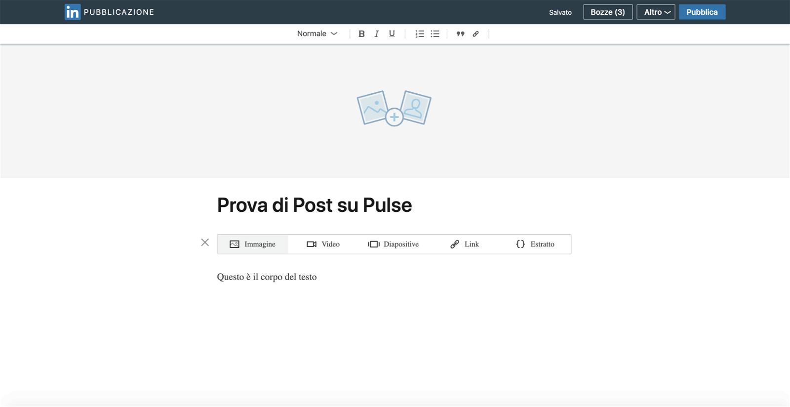 pulse-on-linkedin-editor