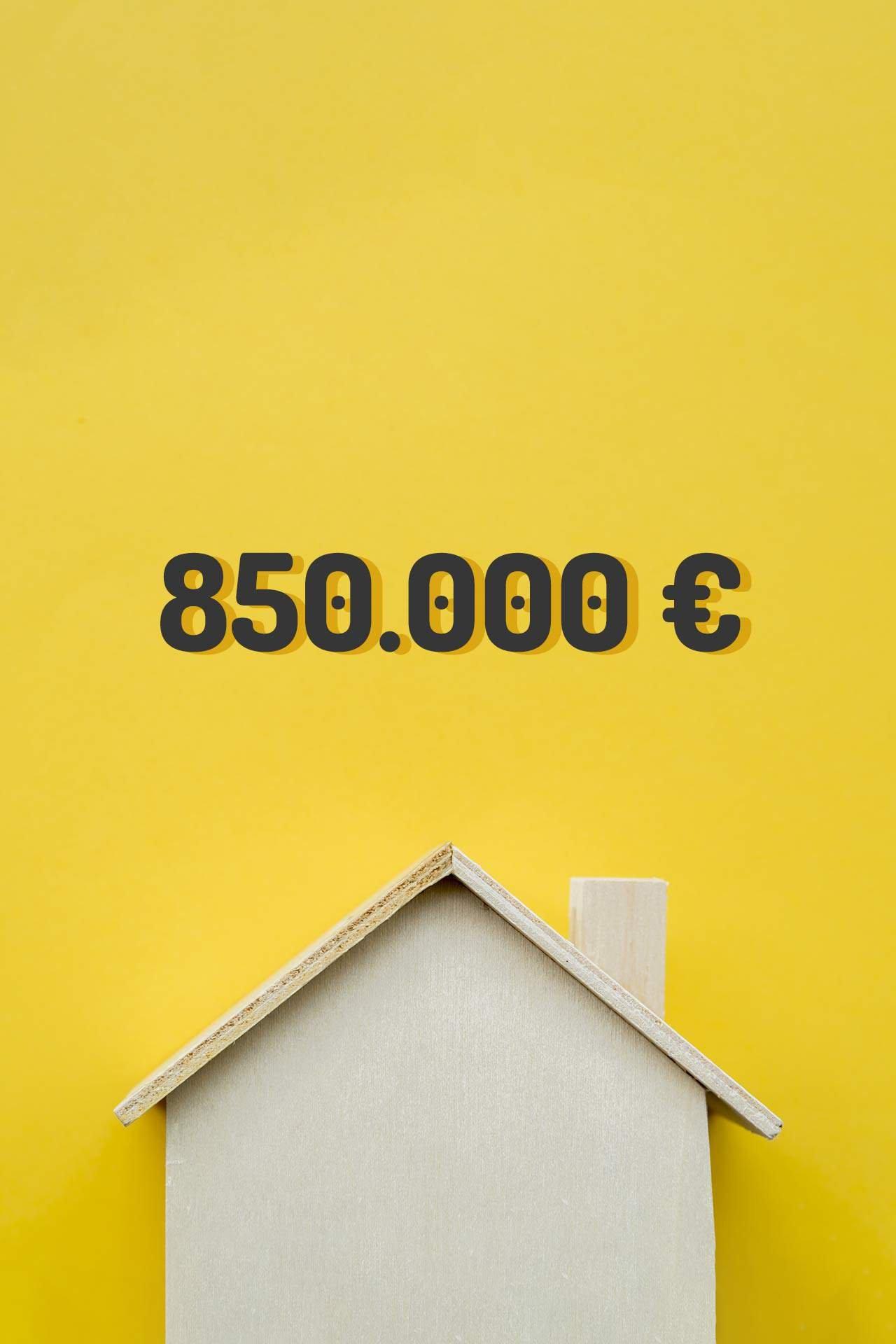 850.000 € in 5 mesi vendendo appartamenti