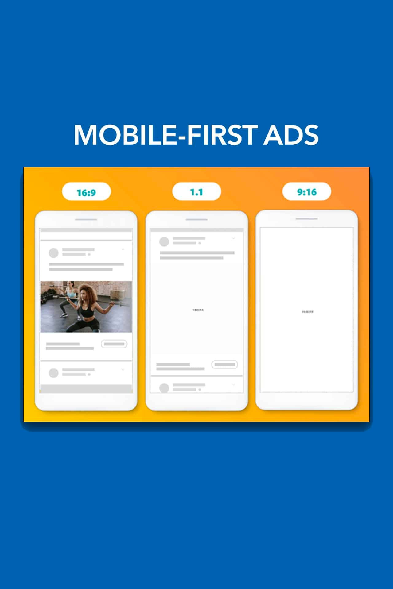 Facebook ads mobile-first
