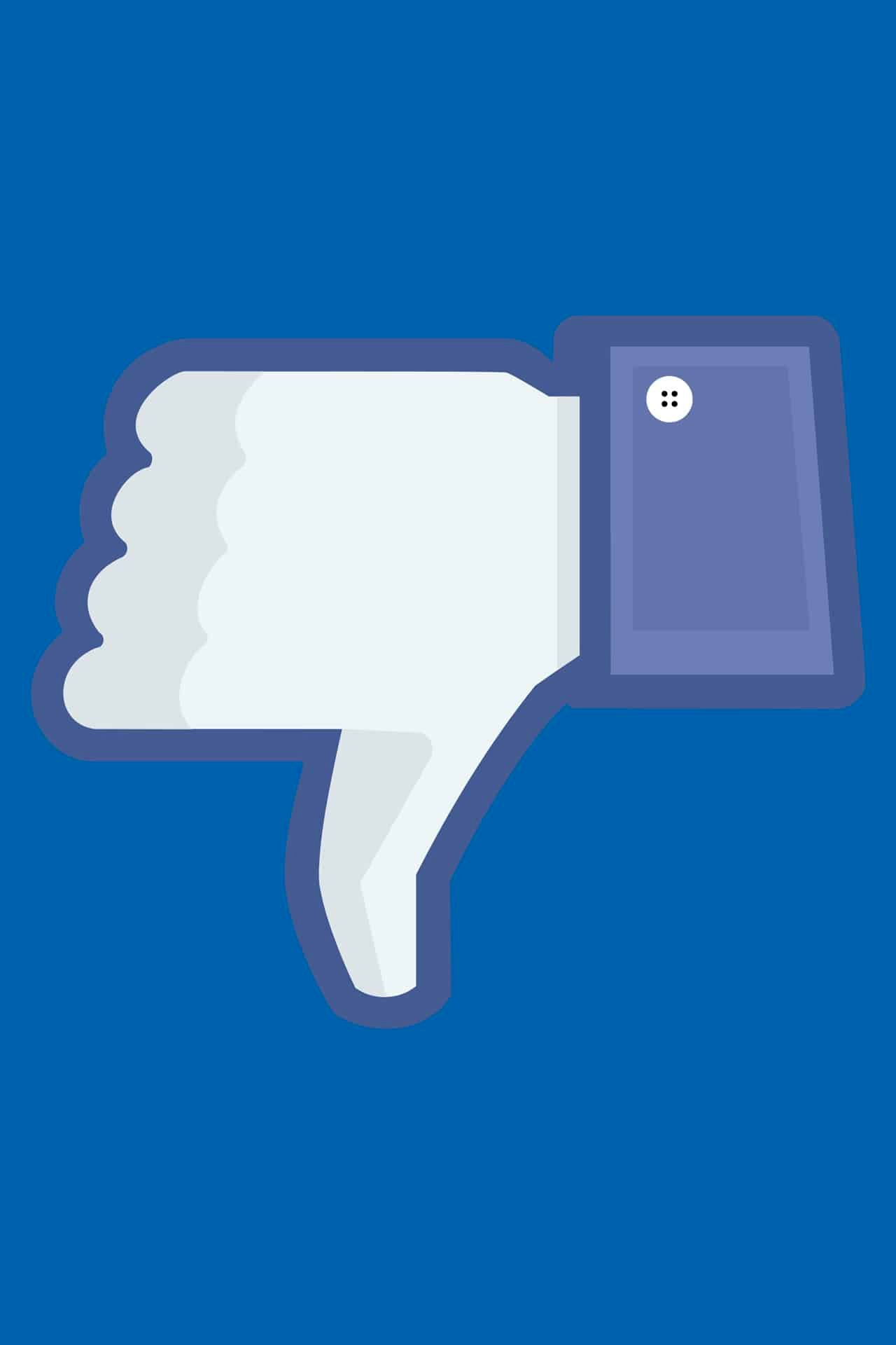 Facebook Whatsapp e Instagram in down
