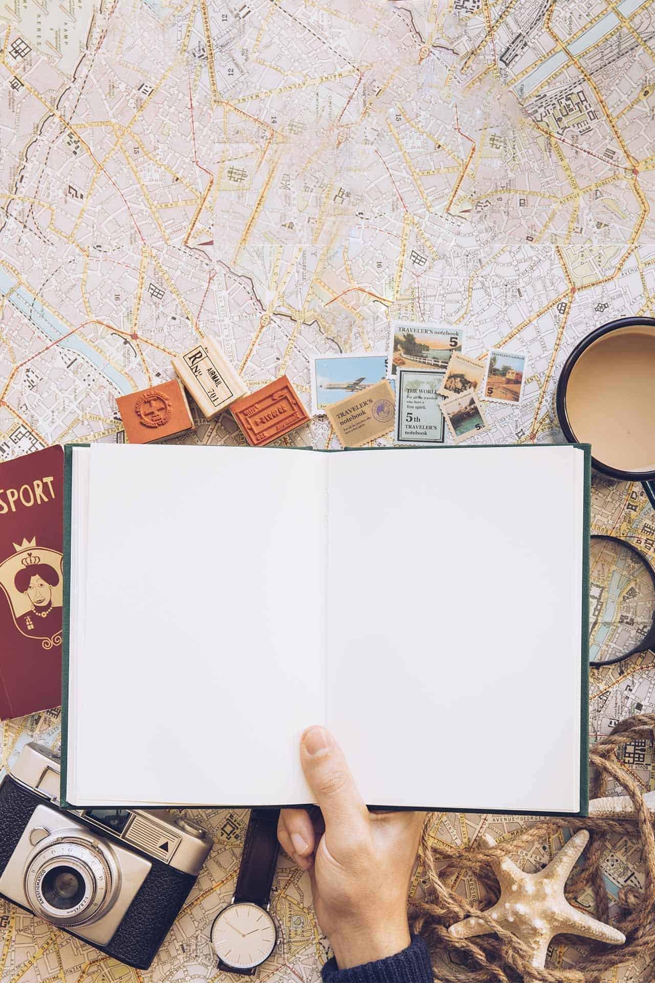 traveller blogger