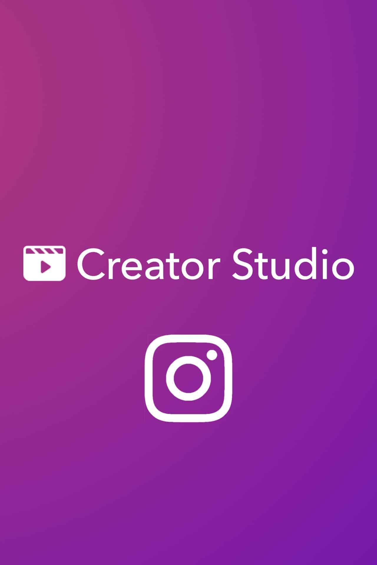 Creator Studio Instagram