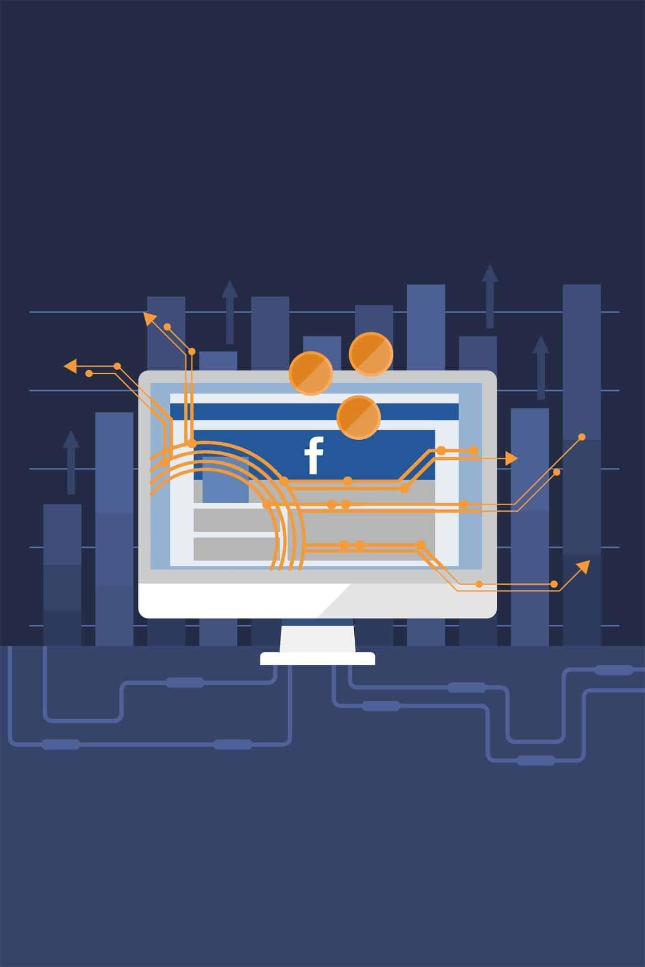 facebook gratis sparisce