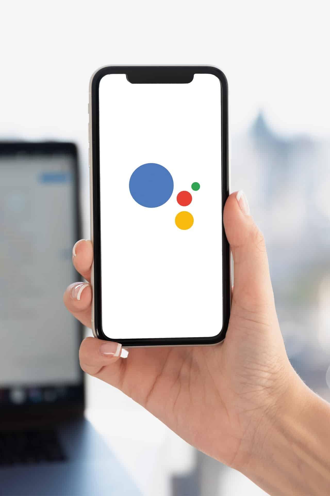 google assistant chromebook
