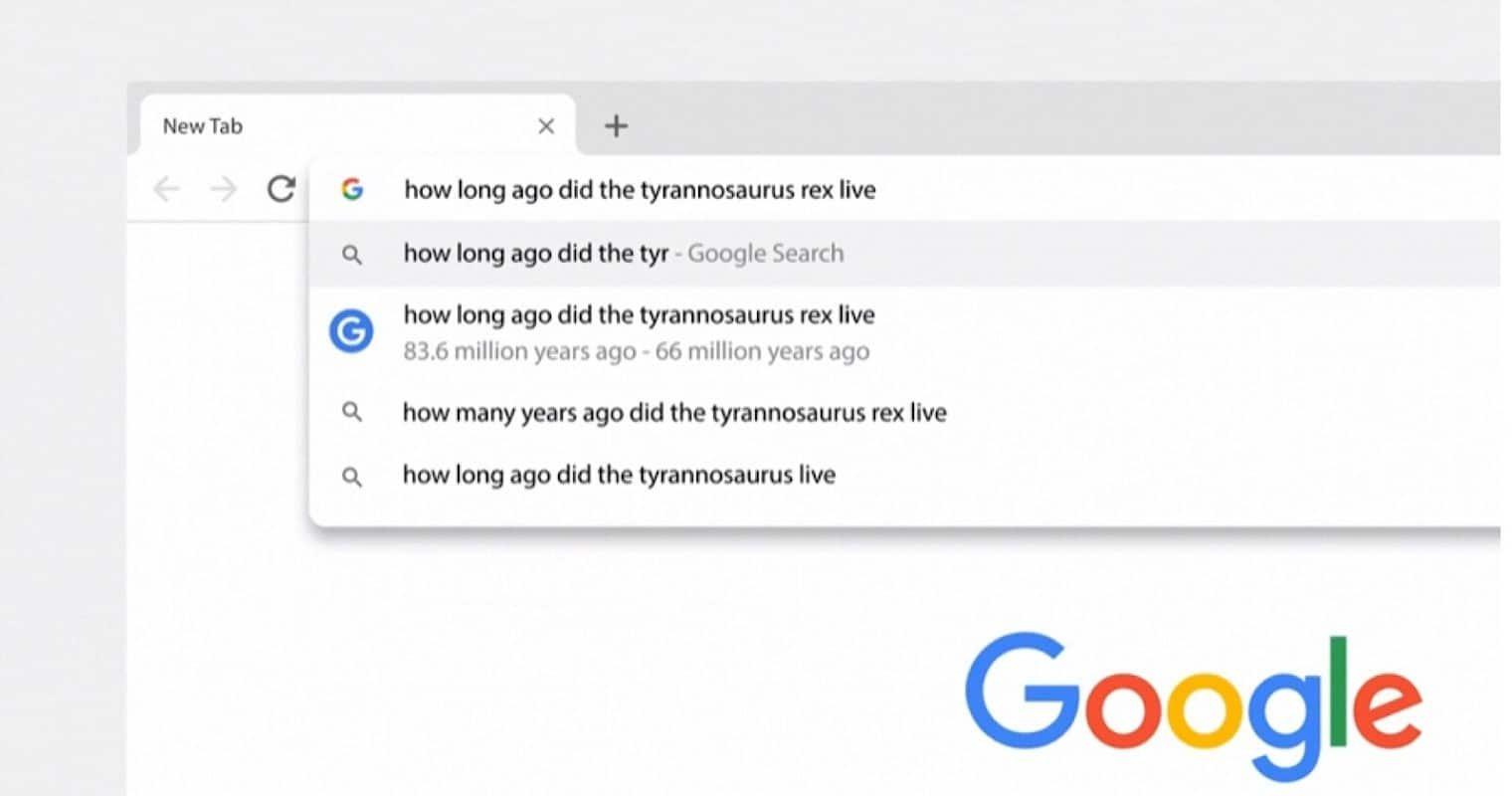 google risposte barra di ricerca