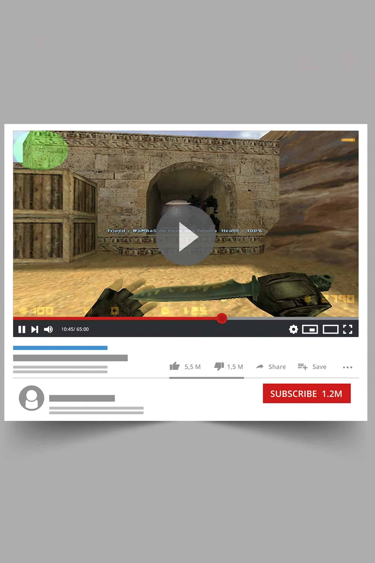 youtube policy gaming