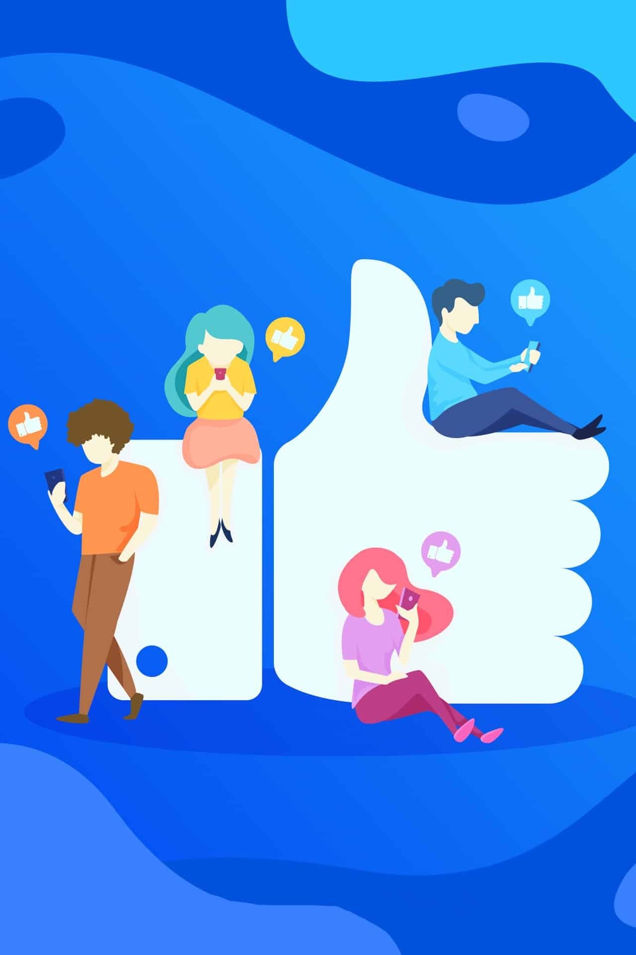 nuovo design facebook