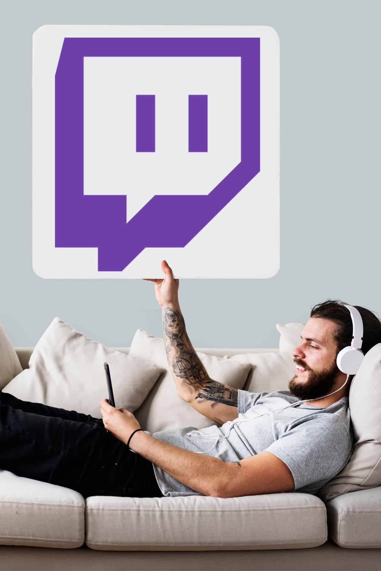 twitch video non gaming