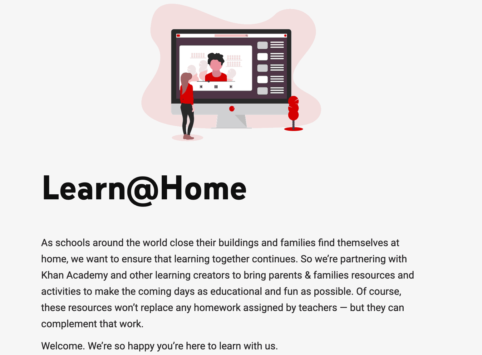 Learn@Home