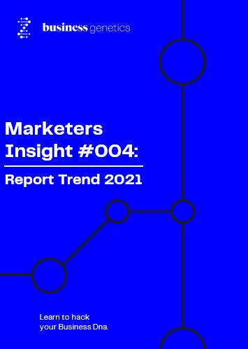 Marketers Trend Report 2021