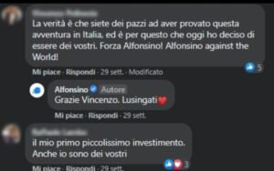 Alfonsino: come chiudere un crowdfunding da €350k (in soli 3 giorni) 9