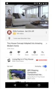 Google-Ads local youtube