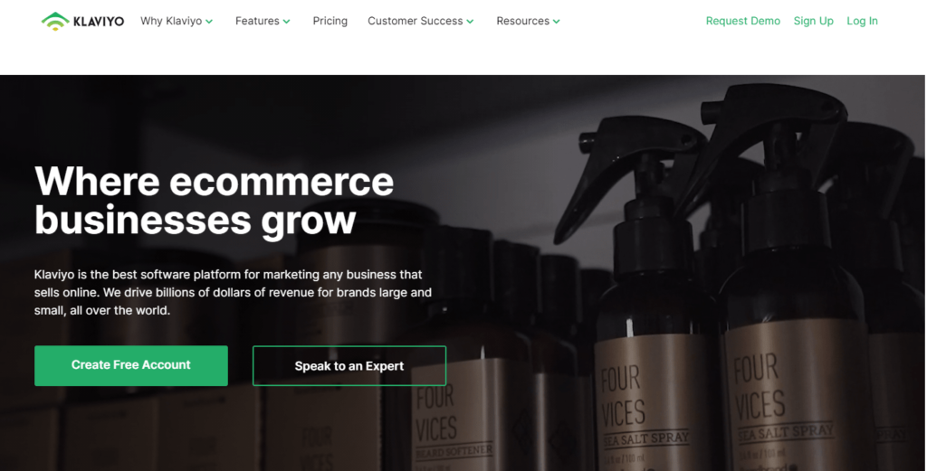 Guida E-commerce Klaviyo