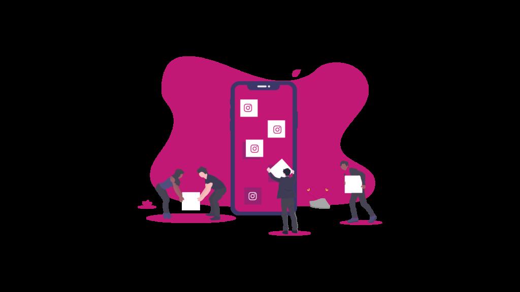 come creare gallerie instagram efficaci