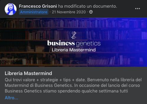Organico: Gruppo Marketers (CONTROLLO) 5